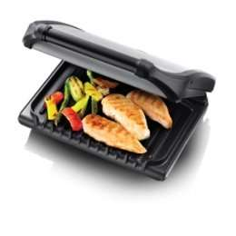 George Foreman 5 Portion Family Grill £18.99!!! FREE Click & Collect or £3.95 P&P @ Mahahome