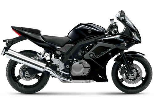Suzuki SV650S L2 £4699 - GS Motorcycles (RRP £5216)