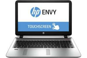 HP ENVY Laptop - 15-k202na (Touchscreen) i7, 12gb RAM, 4gb Graphics, 1tb SSHD £749 - HP Store