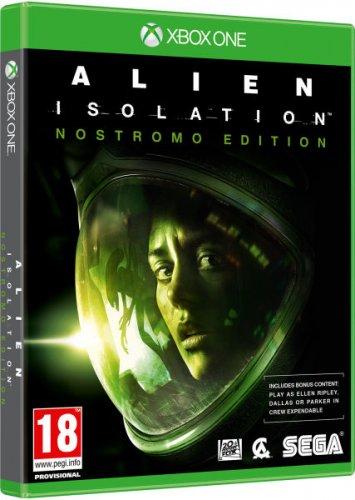 (Xbox One) Alien: Isolation - Nostromo Edition - £15.63 - Zavvi