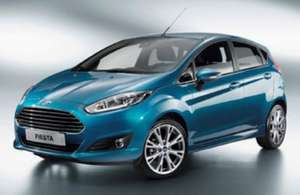 FORD FIESTA HATCHBACK 1.0 ECOBOOST ZETEC 5DR SAVE 4,120 ON LIST PRICE £11975 @ Drive that deal