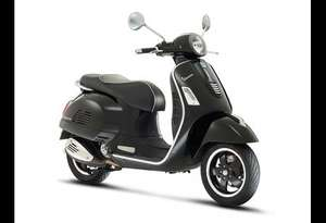 Vespa GTS Super 300 for £3999 OTR at motorcycles direct (RRP £4,440)
