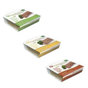 Applaws Cat Food Pate 10pack x 100g, Free del + 10% off first order £1.44 + £1.94 p&p £3.38 Pet Supermarket