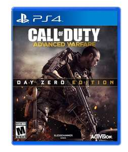 Call Of Duty - Advanced Warfare PS4/XBOX ONE £15 @ Cash Converters (Pre-Owned)