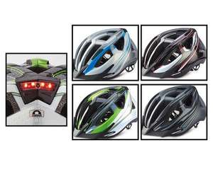 Bike Helmet with led £9.99 @ Aldi