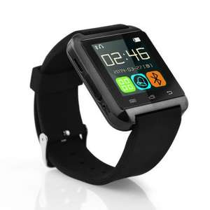 U8 Bluetooth Smart Wrist Watch Phone Mate For Android & IOS Iphone Samsung HTC free delivery £16.90 @ Ebay/veratrimming
