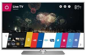 "LG  70LB650V  TV, 70"" LED, 3D/SMART  , list price (£2,518.80) £1654 @ cpc"