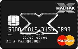 Halifax UK Low rate credit card