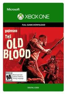 Wolfenstein: The Old Blood Xbox One Digital Game Code £12.25 at CDkeys.com
