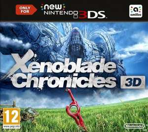 Xenoblade Chronicles 3D (New 3DS) £19.95 @ The Game Collection