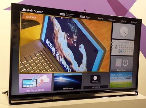 "Panasonic VIERA TX-65AX802B 65"" 4K Ultra HD LED TV - £1649.99 - Manufacturer refurbised @ Panasonic outlet eBay"