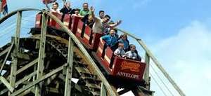 1 Night at Gullivers Hotel + Movie night + Milk & Cookies + Breakfast + Tickets to park from £32.25pp @ Gullivers Theme Park