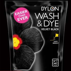 Dylon wash and colour £4 @ Asda