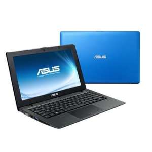 "Asus (Refurbished) X200CA-CT157H 4GB RAM 500GB HDD 11.6"" Windows 8 Ultrabook Blue £135 - Tesco/ebay"