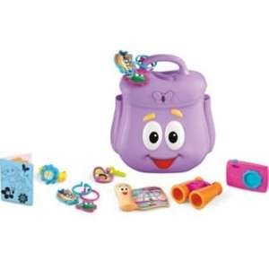 Dora the Explorer Backpack Toy £7.99 @ Argos