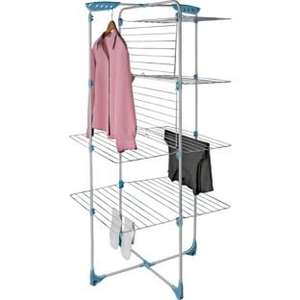 Minky 40m Tower Indoors Clothes Airer £23.99 @ Argos