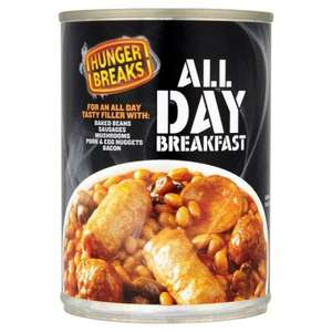 All Day Breakfast in a tin just £0.99 @ Aldi from Sunday