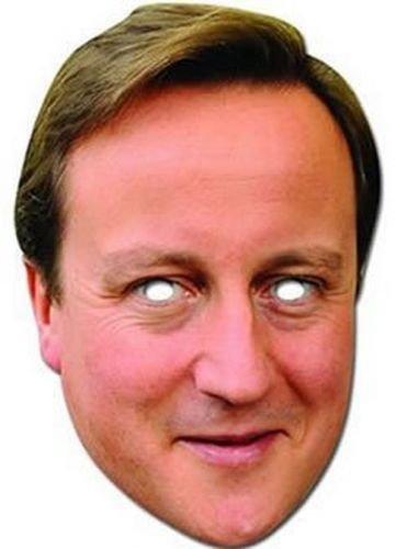 David Cameron Face Mask on crh_inspirations eBay - £2.01