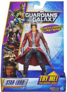 Guardians Of The Galaxy 5'' figures £2.99 (12'' figures £5.99) Instore @ Bargain Buys/Discount UK