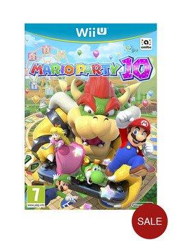 Mario Party 10 (Wii U) £15.99 Free CnC / £3.95 p&p Very
