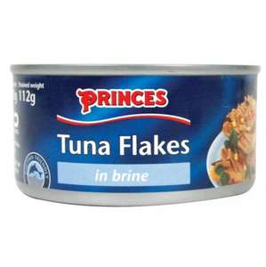 Princes Tuna Flakes (160G) 49p @ Poundstretcher