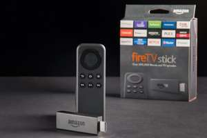 amazon fire tv stick @ tesco £35 + 500 bonus clubcard points