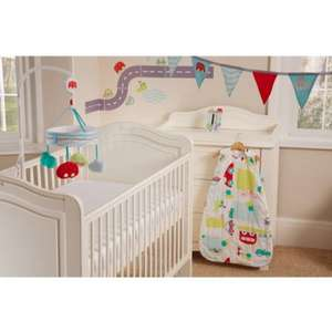 Nursery set £31.99 @ argos