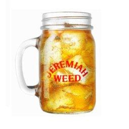 12 Jeremiah Weed Jam Jar Glasses £4 @ Barsupermarket