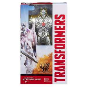 Transformers MV4 12inch Optimus Prime A7772 Silver Knight REDUCED  £1.80 @ Tesco instore