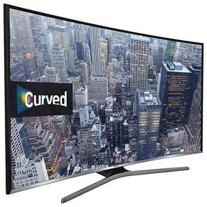 "samsung UE48J6300 48"" 6 Series Curved Full HD Smart LED TV. Crampton and Moore £629 plus £12.99 delivery"