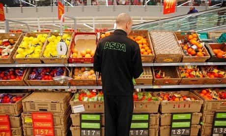 Asda Online Shopping Glitch
