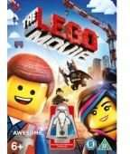 The Lego Movie - Minifigure Edition (DVD) £5.84 Delivered @ WOWHD