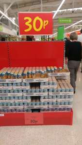 San Pellegrino Orange - 30p a can at Asda Gateshead