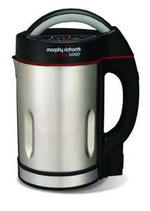 Morphy Richards 501011 Saute and Soup Maker £24.64 Amazon Warehouse deals - refurb