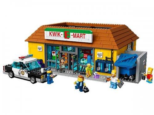 Lego The Simpsons Kwik-E-Mart £169.99 - Lego