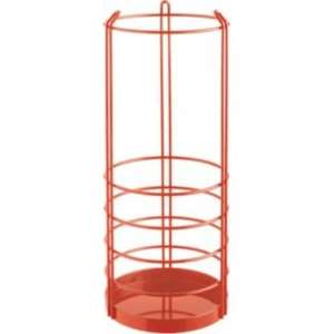 Argos: Habitat Saunders Metal Umbrella Stand - Orange Red. Was £20.00 Now £10.00