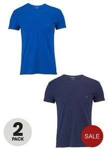 2 Armani T-Shirts for £22.50 @ ISME