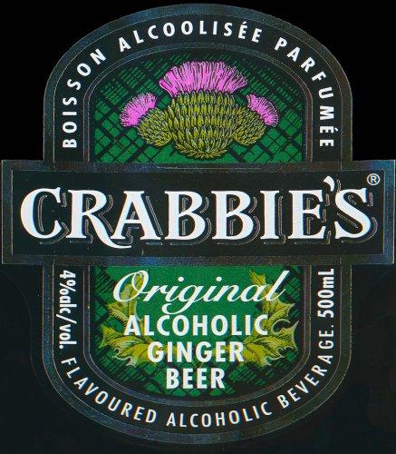 Crabbie's Alcoholic Ginger Beer - 700ml Big Bottle (Screw Cap) £1.89 @ Aldi