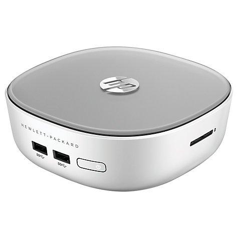 Hp Pavilion Mini PC - Core i3, 4gb ram & 1tb drive - £299.95 @ John Lewis with 2 year guarantee