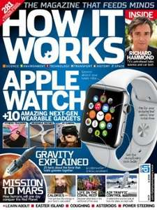 How it works - Magazine 3 issues for £1 via Imagine Publishing
