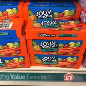 Jolly Ranchers £1 in Poundland