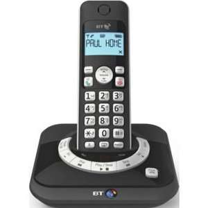 BT 3530 Cordless Telephone with Answer Machine - Single for £23.99 from argos