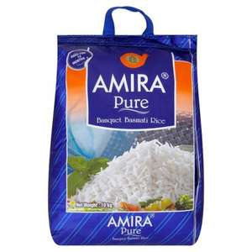 Amira Pure Banquet Basmati Rice 10kg £8.49 @ Morrisons