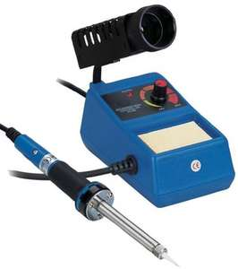 Duratool Variable Temperature Soldering Station 48W - £13.19 @ CPC