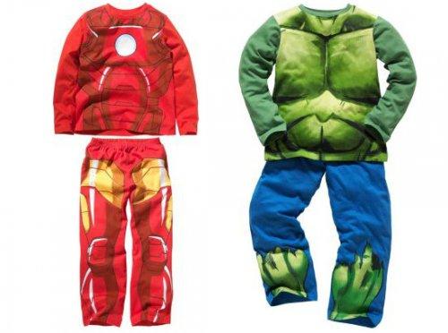 ** Iron Man / Avengers Hulk Boys' 100% Cotton Novelty Pyjamas now only £5.32 @ Argos **