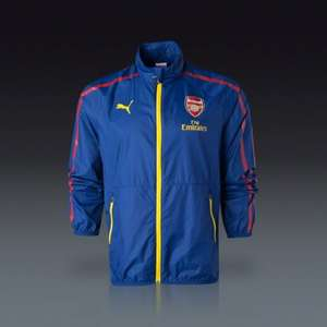 Arsenal 2014/15 Puma Anthem Jacket £24.95 incl. P&P (all sizes)
