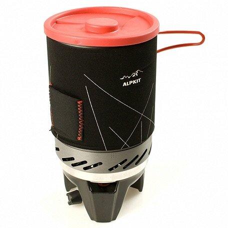 ALPKIT BruKit , jetboil type gas Camping stove & pan £35 @ ALPKIT