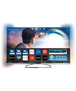 Philips 55PFT6309/12 55 In Full HD Ambilight 3D Smart LED TV £579.99 @ Argos