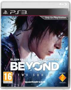 Beyond Two Souls PS3 £5 @ Tesco Direct