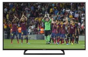 Panasonic TX-50A400B 50-inch Widescreen 1080p Full HD LED TV with Freeview HD £349.97 Delivered @ Amazon
